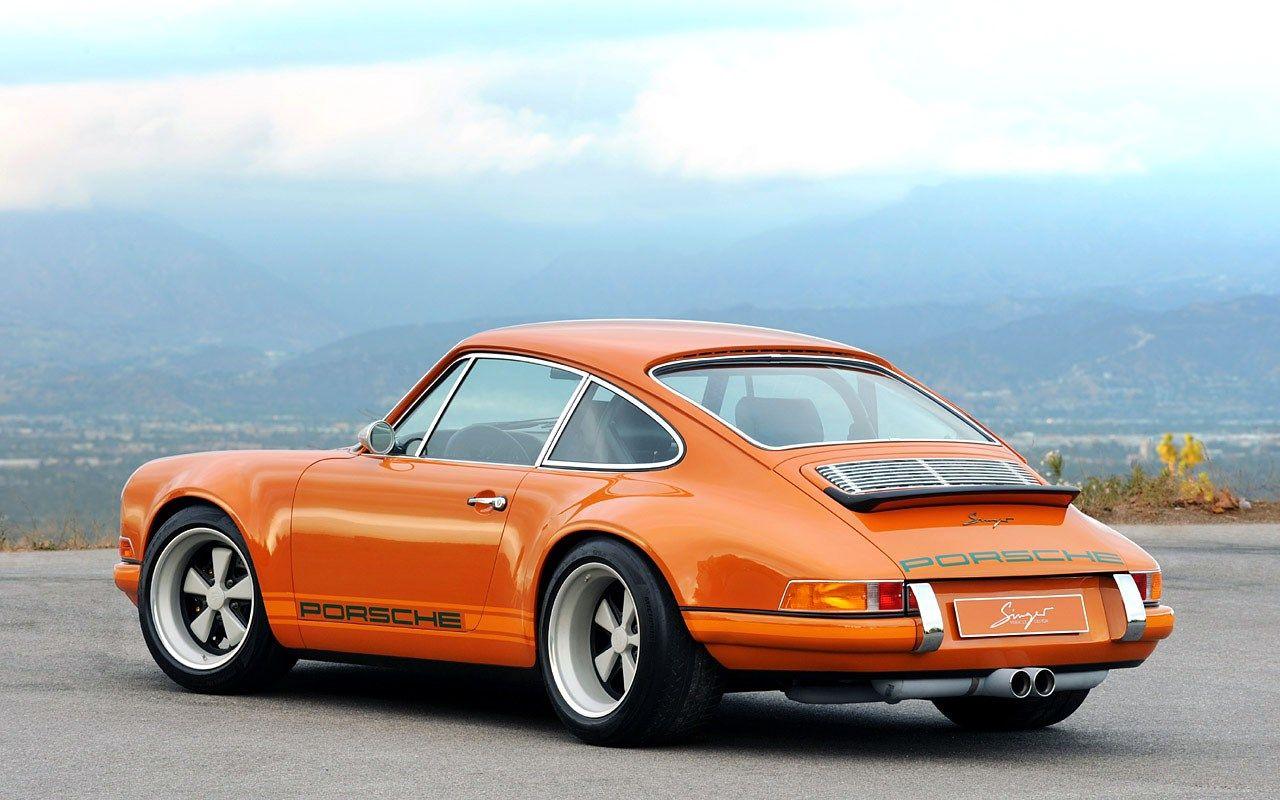 Porsche 911 Sport Classic Wallpaper: Classic Porsche Wallpaper Hd
