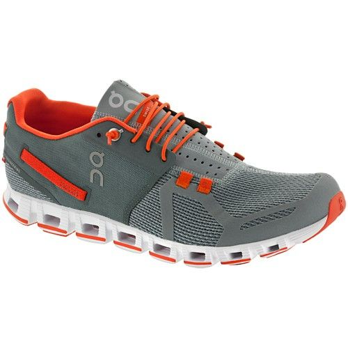 Built with the innovation of Swiss engineering, ON Cloud Men running shoes  are incredibly flexible