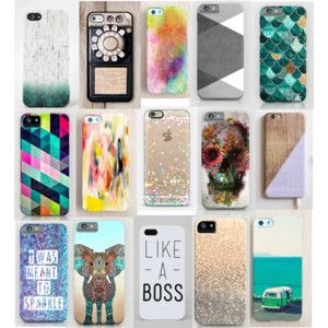 """""""phone cases I'm currently obsessing over"""" www.oodlesofflair.com"""