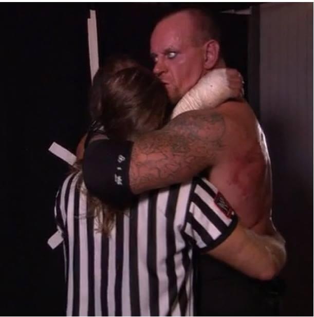 Undertaker Really Dead