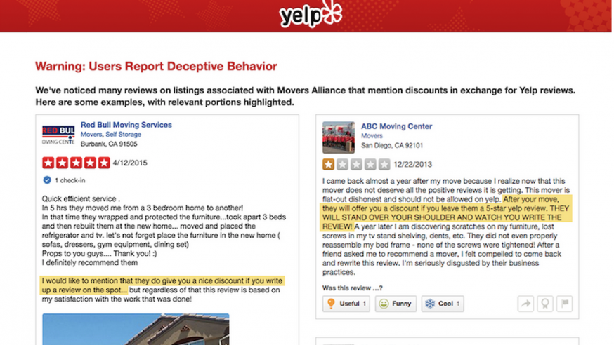 Houston Local SEO: Yelp Strips Businesses Deemed 'Shady' Of Ratings And Reviews (via webpronews.com) - http://www.webpronews.com/yelp-strips-businesses-deemed-shady-of-ratings-and-reviews-2015-09  #yelp #reviews #seo #businesses #marketing #houston