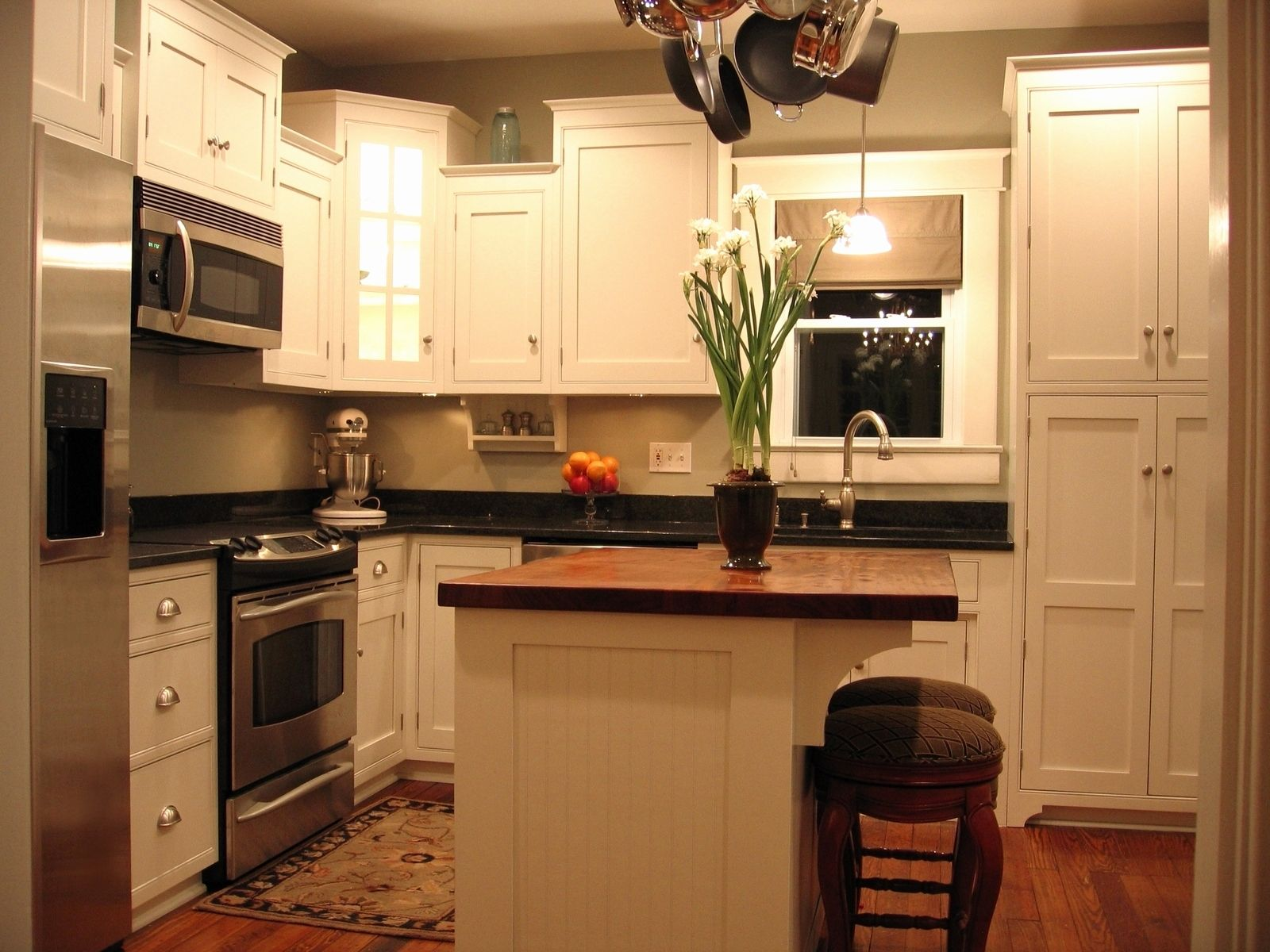 Small L Shaped Kitchen Remodel Ideas Lovely F White Painted Cabinets With Glaze