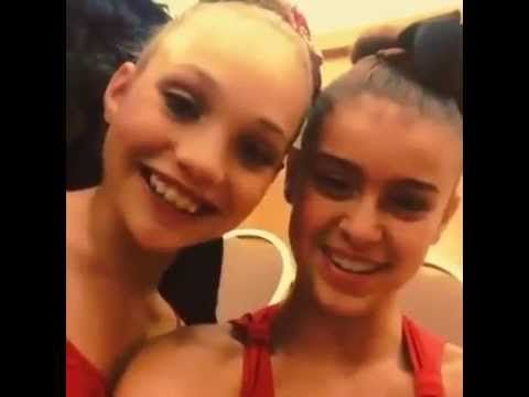 Maddie Ziegler - Vine - Funny moment - It's so weird