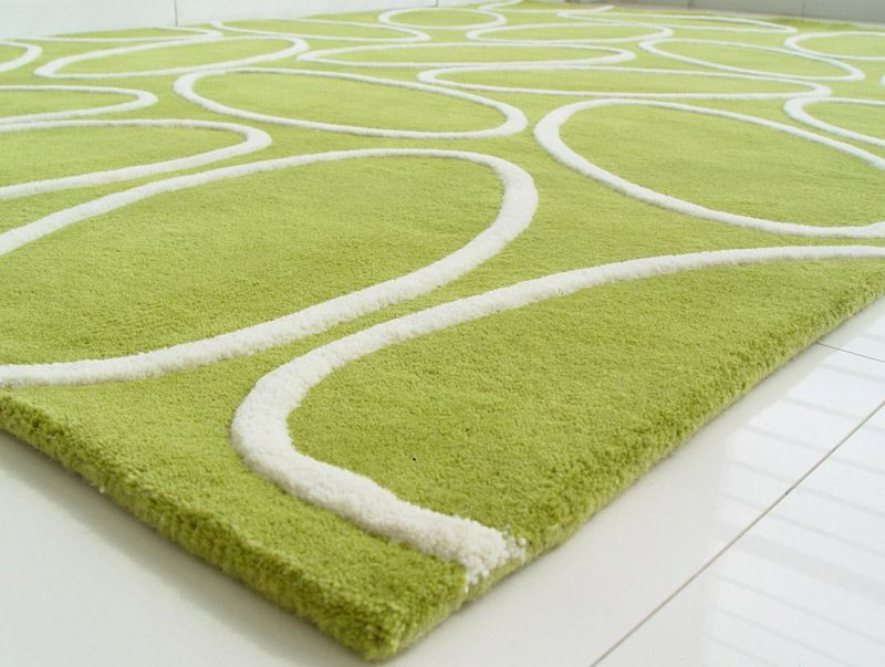 Florina Lime Rug From The Denmark Rugs Collection I
