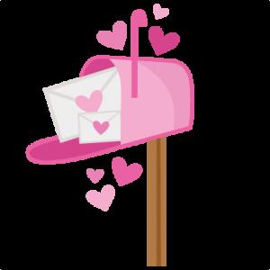 valentine mailbox c l i p a r t pinterest cricut smash rh pinterest com