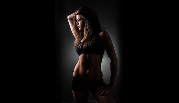 Female Fitness Cut Belly Fat And Build Muscles Fitness And
