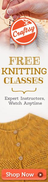 Weekend Learning & Free Craftsy Mini Classes