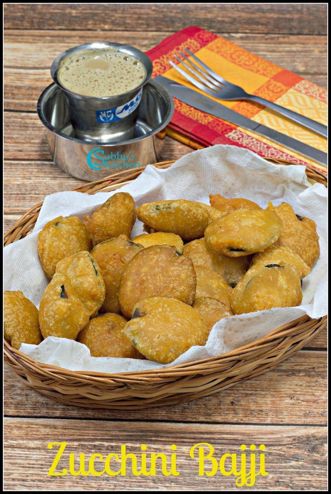 Zucchini bajji recipe zucchini fritters recipe indian zucchini bajji recipe zucchini fritters recipe forumfinder Choice Image