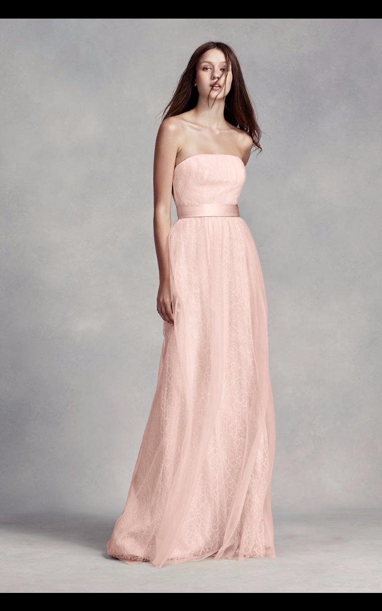 Atractivo Vera Wang Dresse De La Boda Friso - Colección de Vestidos ...