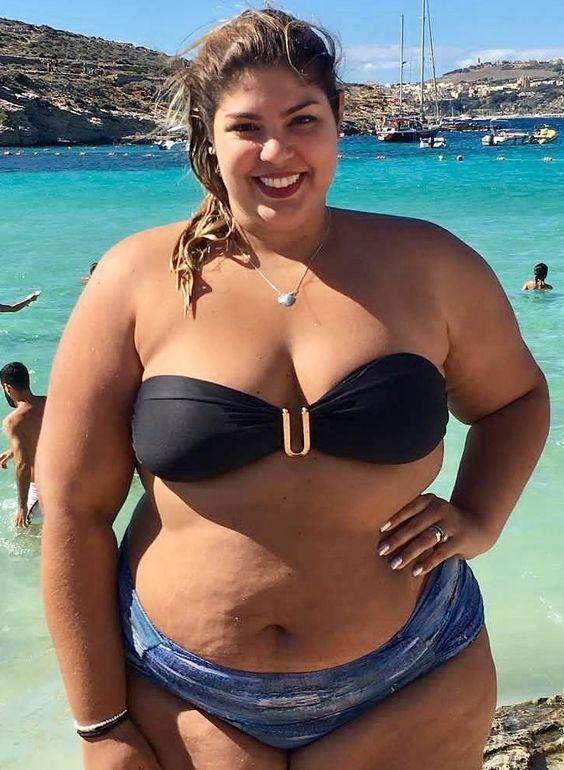 Plumper bikini