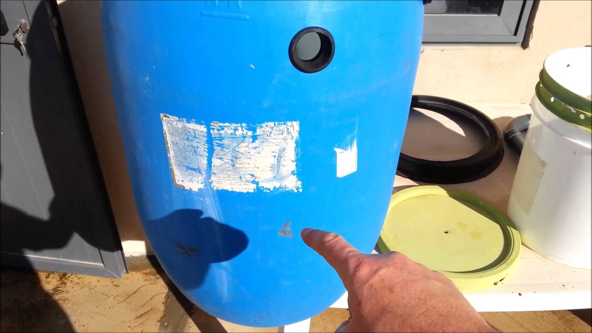 How to build a radial flow filter diy aquaponics