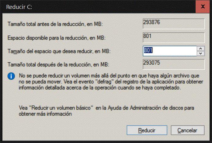 Optimizar discos duros