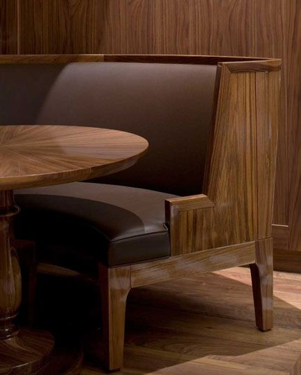 Great Northern Hotel Furniture By Archer Humphryes Architects | Great  Northern Hotel, London | Pinterest | Architects