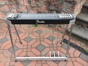 Fender Sho Bud 10 String Pedal Steel Guitar 3 Pedal 1960s Pedal Steel Guitar