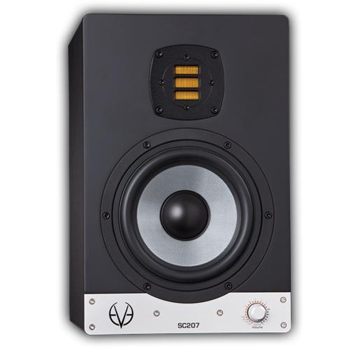 Eve Audio Sc207 2 Way 7 Inch Active Monitor Each Studio Monitors Monitor Audio