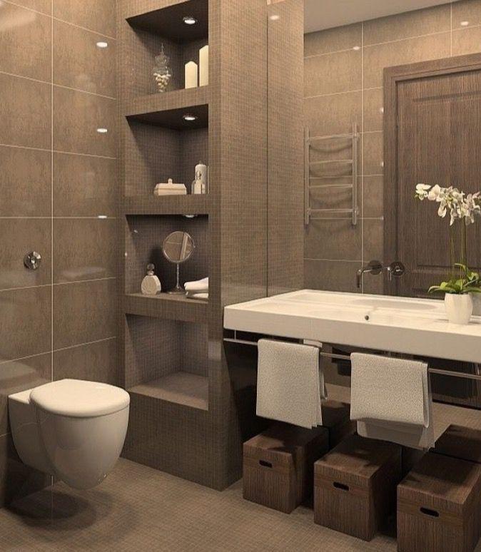 Pin de jossie makthon en ba o sec y de visita pinterest - Decoraciones de cuartos de bano ...