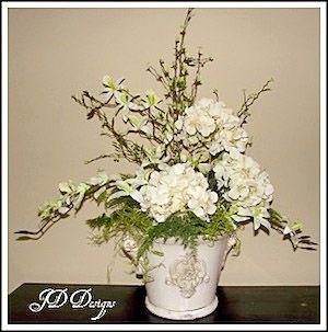How to make your own silk flower arrangements home decor how to make your own silk flower arrangements mightylinksfo