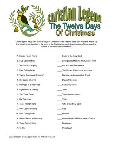 Left Right Christmas Party Game | Christmas Parties | Pinterest ...