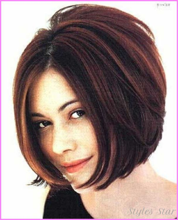 Good haircuts for girls with thick hair - http://stylesstar.com ...