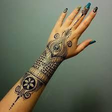 Image Result For Jagua Tattoo Jagua Henna Tattoo Pinterest