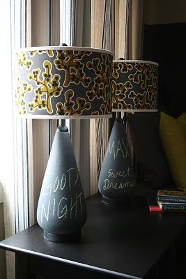 How To Cover Lampshades With Fabric & Trim