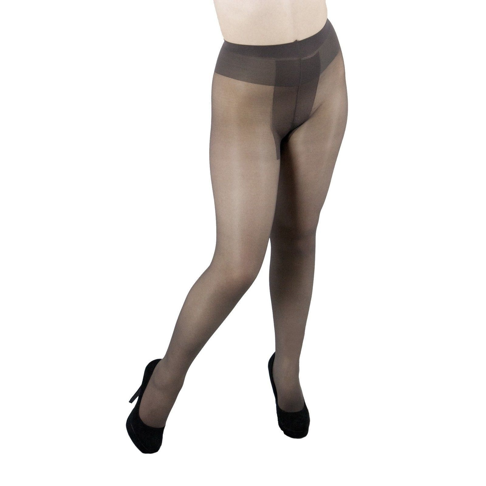 80b1b9b377a Leggs Sheer Energy Sheer To Waist Pantyhose - Medium Support Leg Shiny  Glossy
