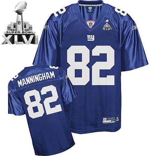 ... 44 Ahmad Bradshaw Blue Authentic NFL Jersey Blue · Reebok New York  Giants Mario Manningham 82 Authentic Blue Jerseys Sale ... 5c938a2c6