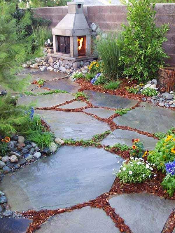 27 Inspiring Ideas Garden Path - home decor,Decoration