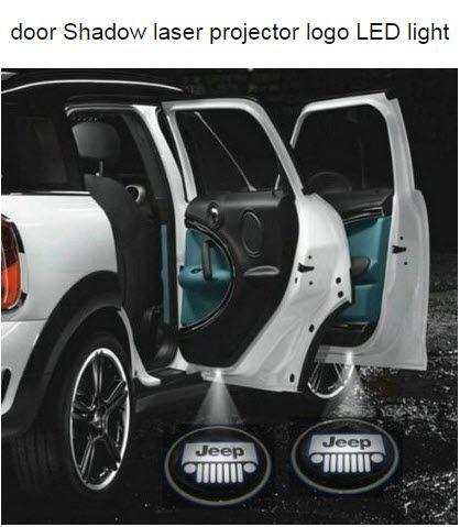 Jeep LED Door lights that shine logo! & Jeep LED Door lights that shine logo! | Mah JEEP stuff | Pinterest ...