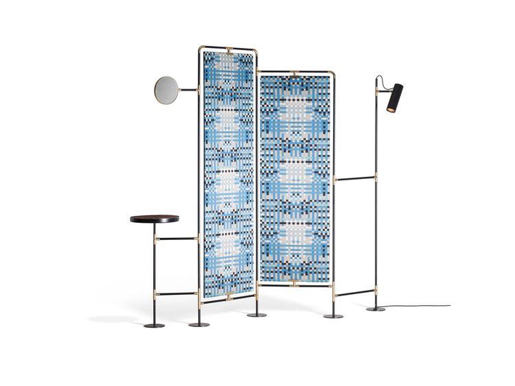 NAME: Voilà, Elysée TYPOLOGY: Clothing rack and screen ...