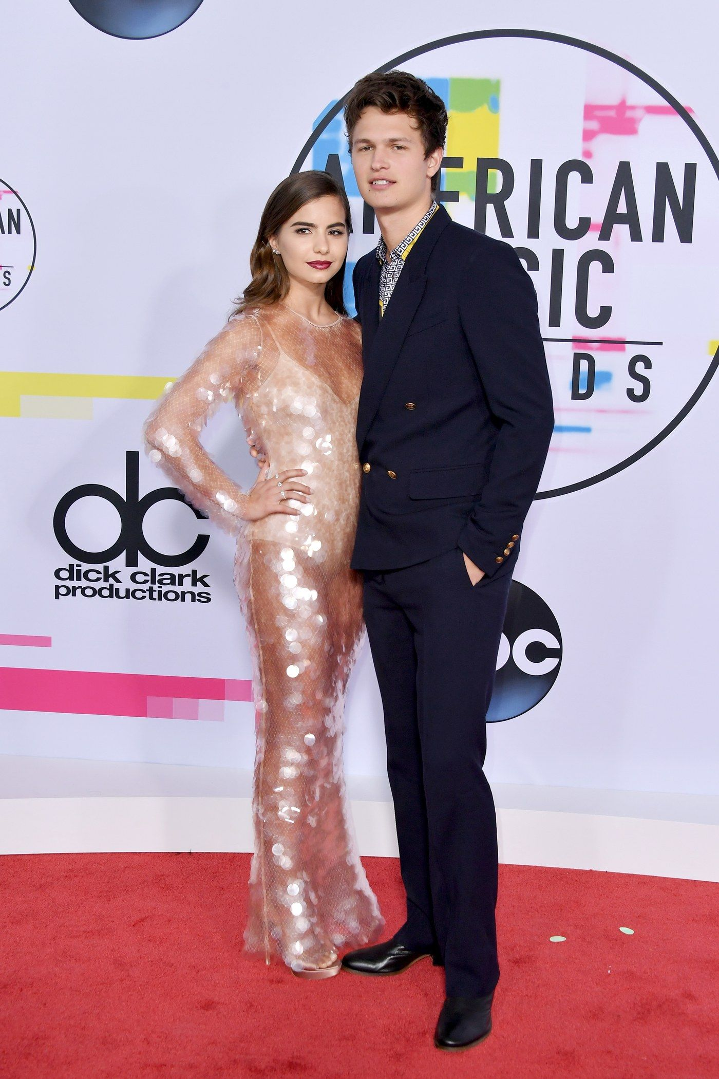 Bts Shut Down The Amas Red Carpet In Saint Laurent Red Carpet Fashion American Music Awards 2017 American Music Awards