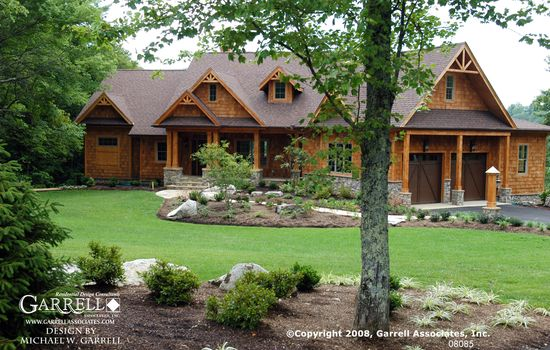 Luxury Rustic Mountain European House Plans Reasonable