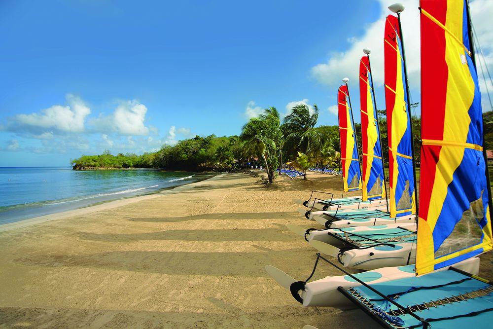 Beach At Morgan Bay Resort