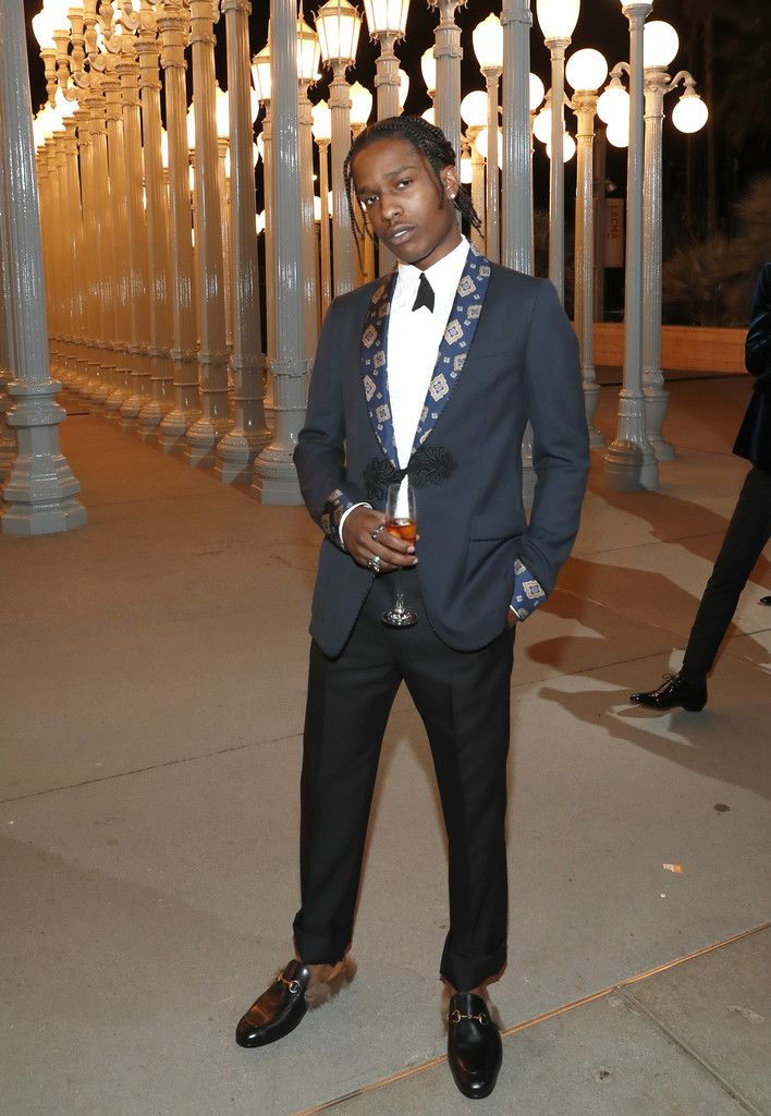 01a7c003165 UpscaleHype ASAP Rocky attended the 2016 LACMA Art + Film Gala in Los  Angeles
