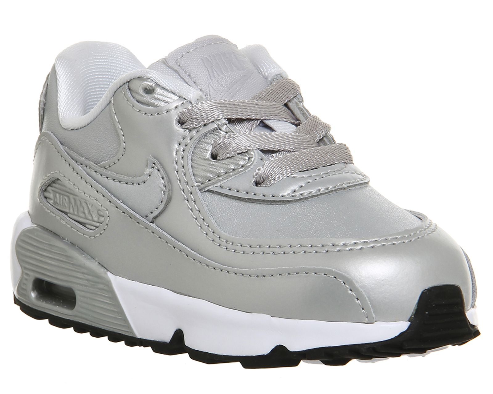 nike air max 90 kids white sneakers