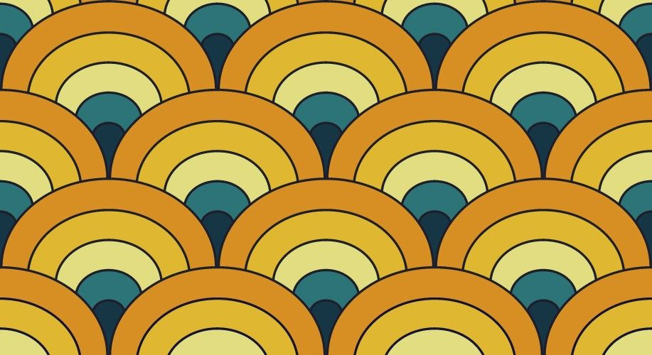 40s Pattern Inspiration For Current Projects In 40 Pinterest Simple 60s Patterns