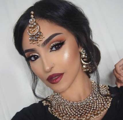 21 makeup Looks indian ideas