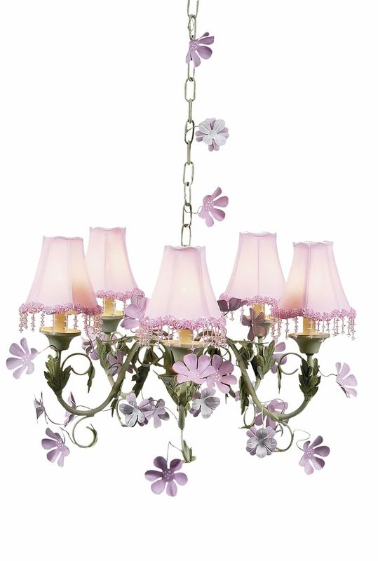Pink pearl flower chandelier shades on the pink green 5 arm leaf buy your pink pearl flower chandelier shades on the pink green leaf flower chandelier by jubilee collection here this amazing chandelier is sure to be aloadofball Choice Image