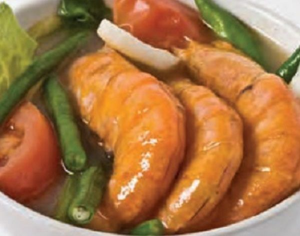 sinigang na hipon how to cook
