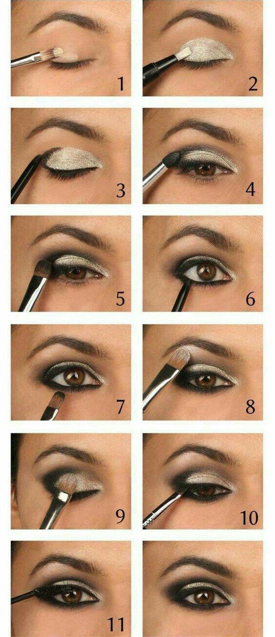 Pin Adăugat De Ok Salut Pe Machiaje Party Eye Makeup Skin Makeup