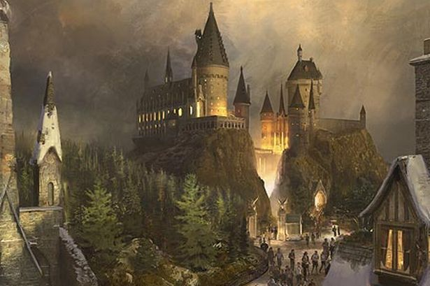 Wizard Or What Harry Potter Theme Park To Open In Uk Harry Potter Theme Park Hogwarts Hogwarts Castle