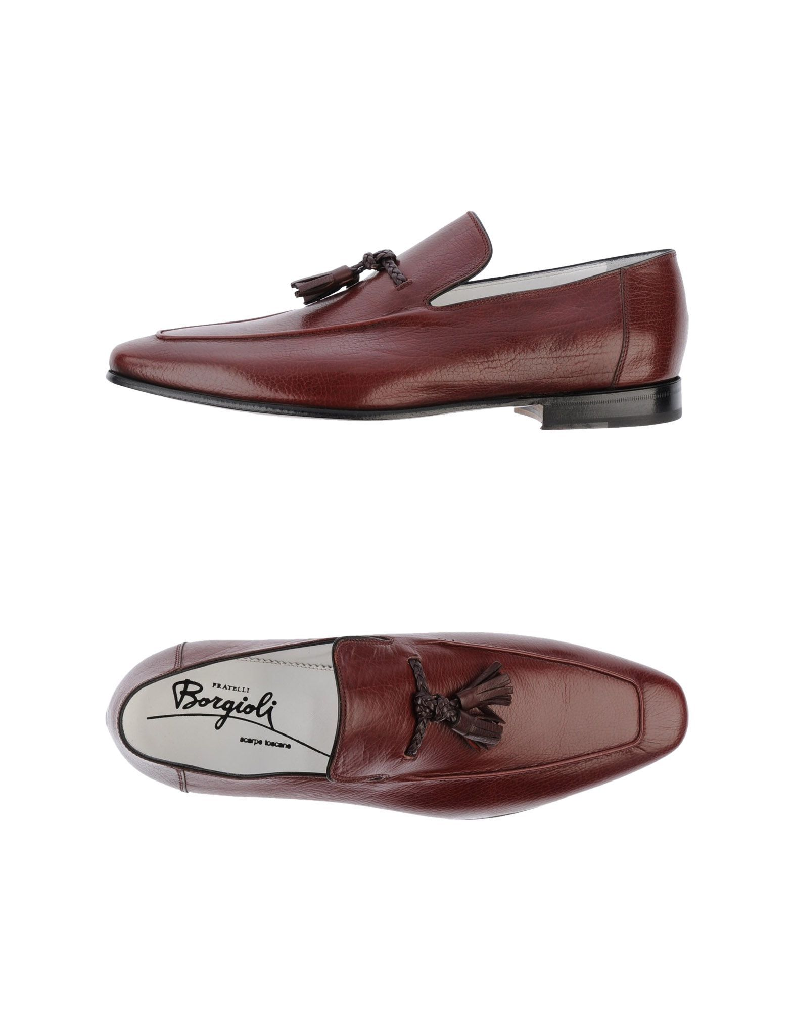 Borgioli Men - Footwear - Moccasins Borgioli on YOOX