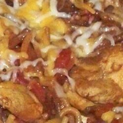 Fideo (Mexican Spaghetti)