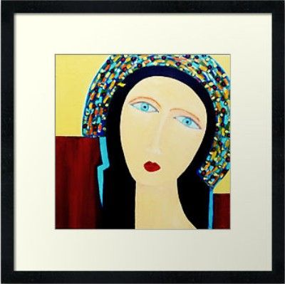'icone' framed print  http://www.redbubble.com/people/akaclem/works/8854478-icon