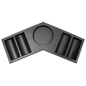 Amazon.com : Trademark Replacement Tray For 10 8221 Poker Table (Black)