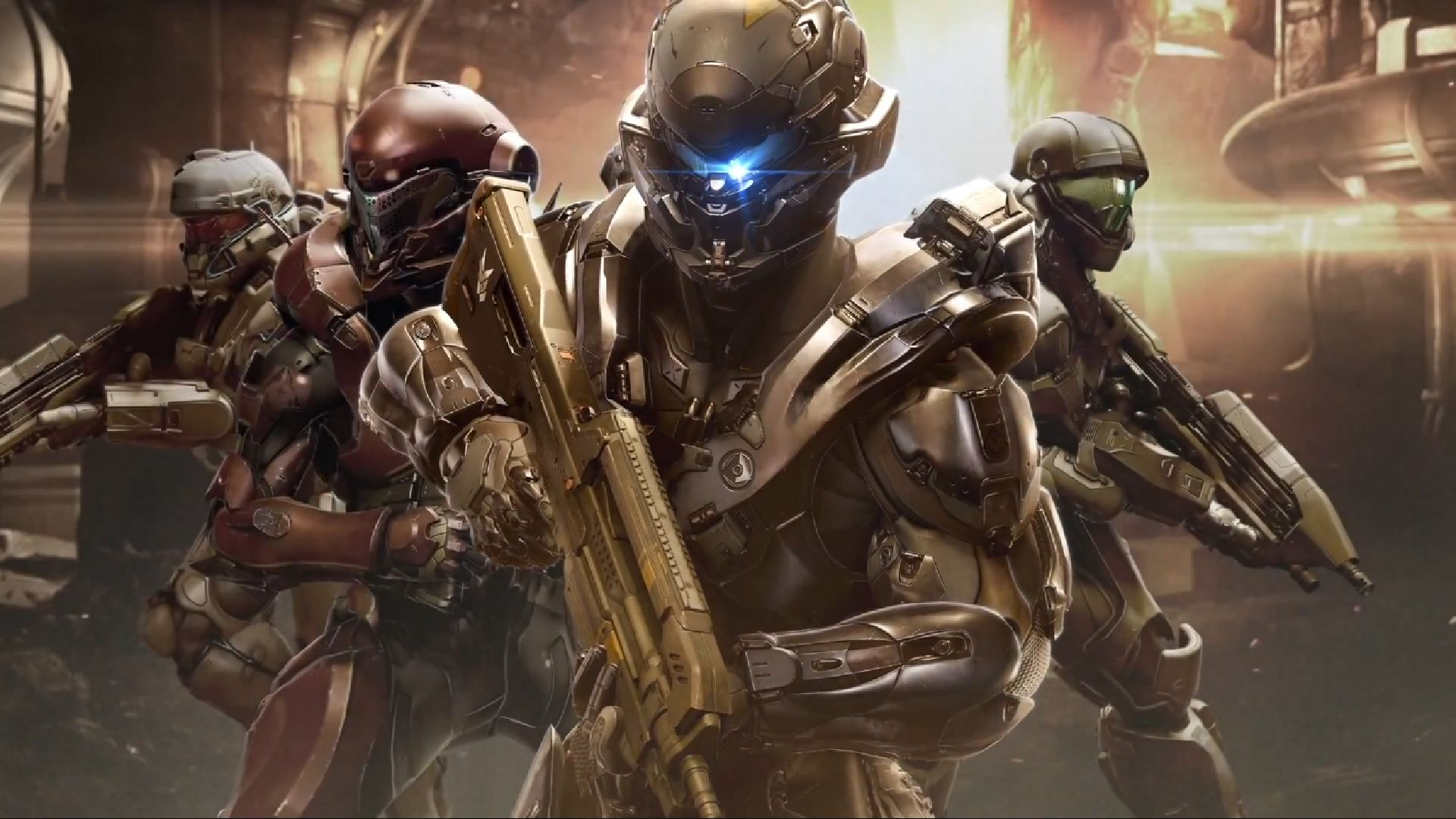 Halo 5 Fireteam Osiris Wallpapers Full Hd Halo 5 Guardians Halo 5 Halo Guardians