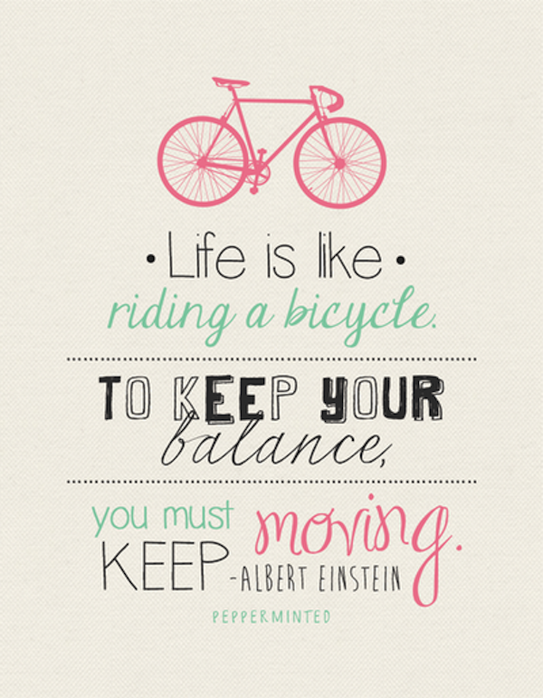 Favorite Inspirational Quotes Beauteous 5 Favorite Inspirational Bike Quotes  Bike Quotes Inspirational