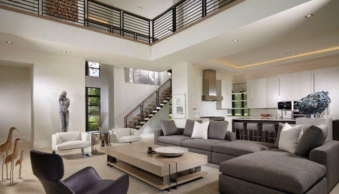 Image Result For Soft Contemporary Design Contemporary Interior Interior Design Modern Contemporary Interior Design
