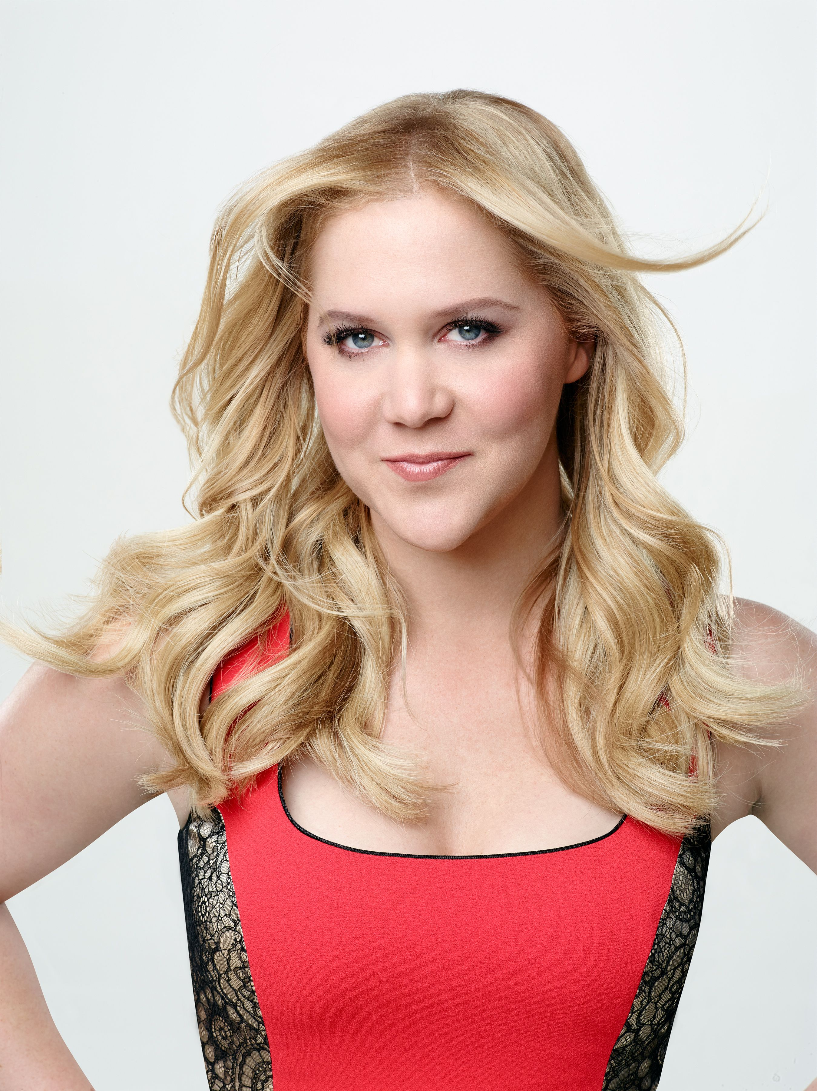 She Is The Best Amy Schumer Party Hairstyles For Long Hair