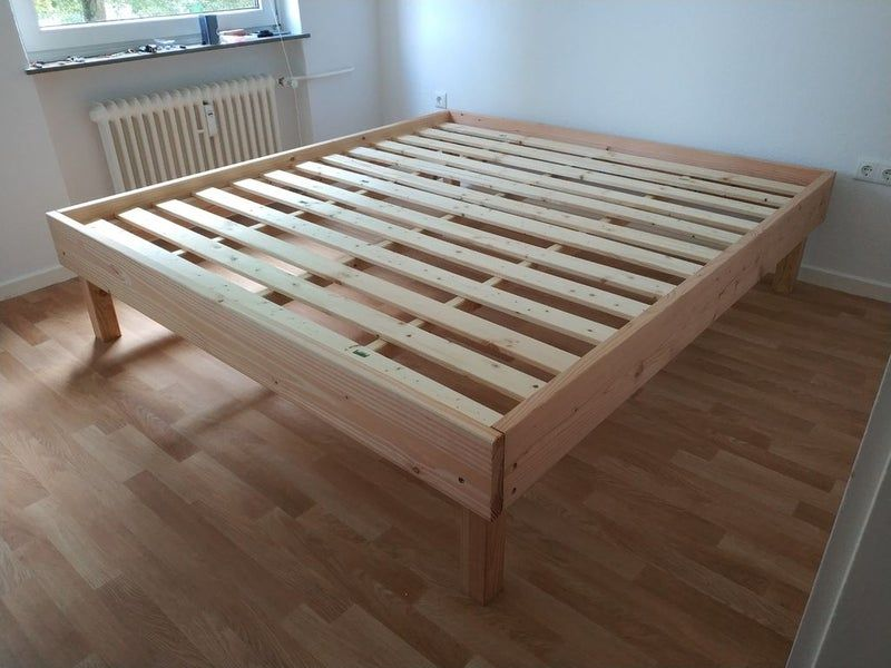 Robust And Inexpensive Bed Frame Bed Frame Design Making A Bed